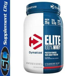 Dymatize Elite Whey Protein 907g