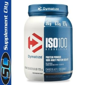 Dymatize Iso100 Hydrolyzed 725g