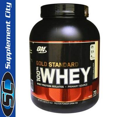 Optimum Nutrition Gold Standard Whey 2.27kg