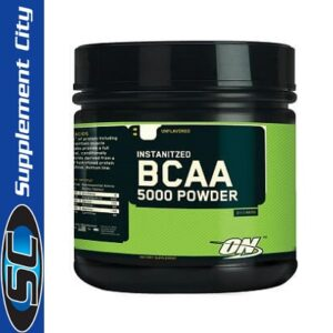 Optimum Nutrition BCAA 5000 Powder