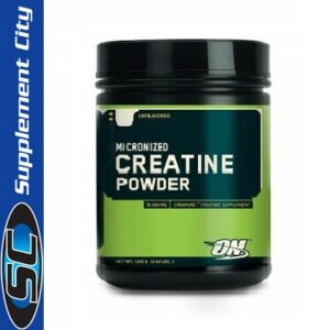 Optimum Nutrition Micronized Creatine