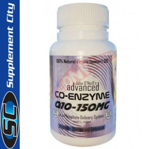 John ONeills Co-Enzyme Q10