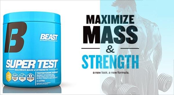 Beast Super Test Powder
