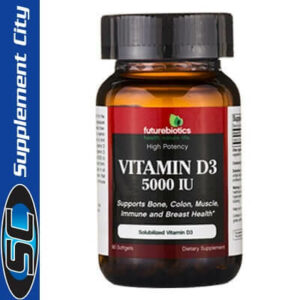 Futurebiotics Vitamin D3 5000 IU