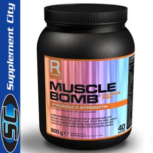 Reflex Muscle Bomb Caffeine Free