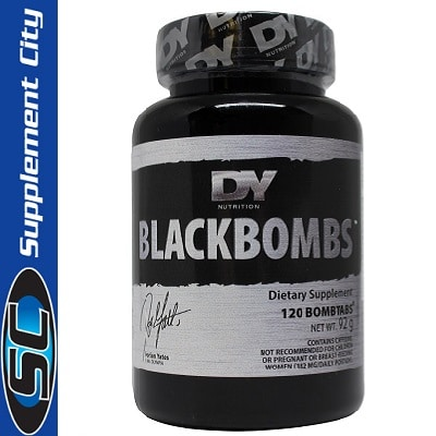 DY Nutrition Black Bombs Capsules