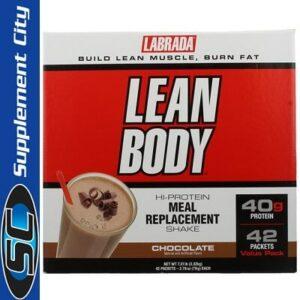 Labrada Lean Body High Protein Mrp Box/42