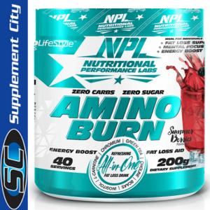 NPL Amino Burn