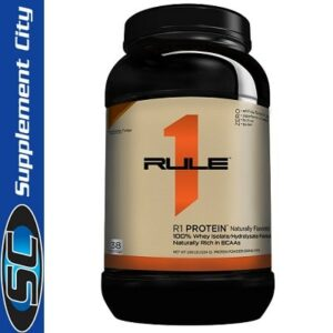 Rule 1 R1 Protein Naturally Flavored