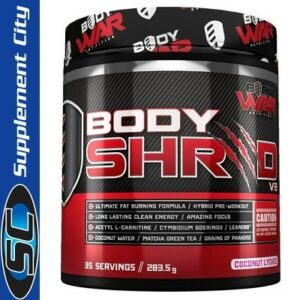 Body War Body Shred V3