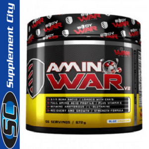 Body War Amino War V2