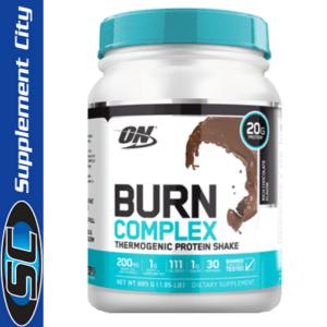 Optimum Nutrition Burn Complex Protein Shake