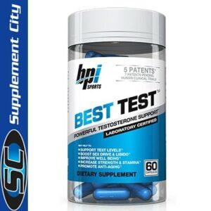 BPI Sports Best Test