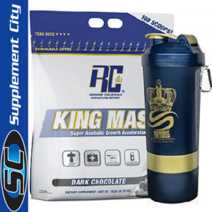 Ronnie Coleman King Mass XL + Free Shaker