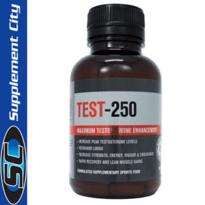 JD Nutraceuticals Test 250