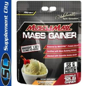 Muscle Max Mass Gainer