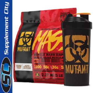Mutant Mass + FREE Mutant Shaker