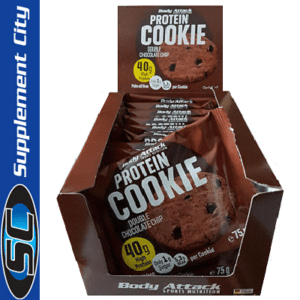 Body Attack Protein Cookies