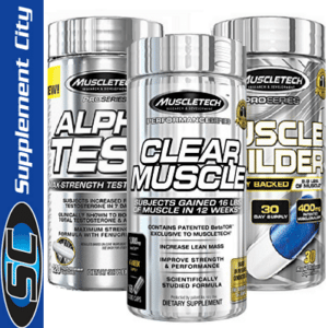 Muscletech Ultimate Gainz Stack