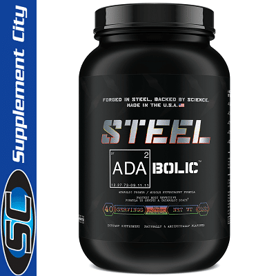 Steel Supplements Adabolic