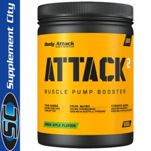 Body Attack Attack2