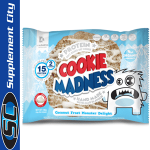 Cookie Madness Protein Cookie