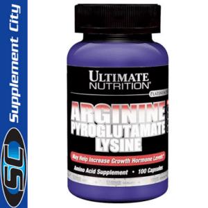 Ultimate Nutrition Arginine Pyroglutamate Lysine