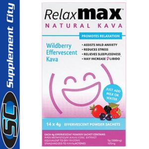 Relax Max Natural Kava