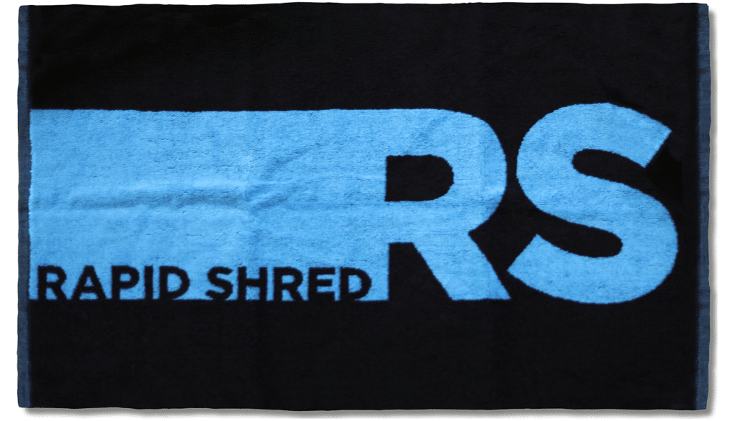 Rapid Supplements Gym Towel