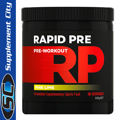 Rapid Supplements Rapid Pre