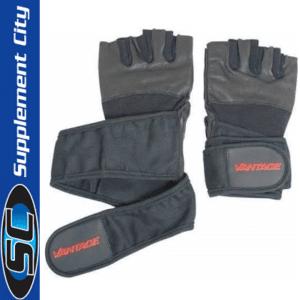 Vantage Strength Support Plus Gym Gloves