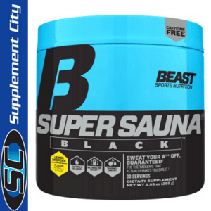 Beast Super Sauna Black