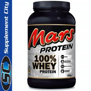 Mars Protein 100% Whey