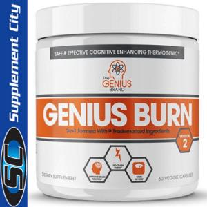 The Genius Brand Genius Burn
