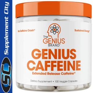 The Genius Brand Genius Caffiene