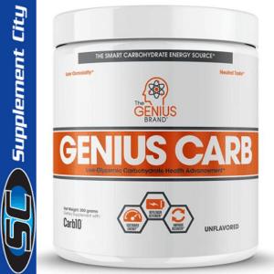 The Genius Brand Genius Carb
