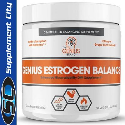 The Genius Brand Genius Estrogen Balance