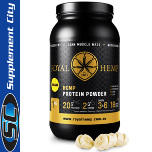 Royal Hemp Protein Powder