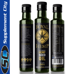 Royal Hemp Seed Oil