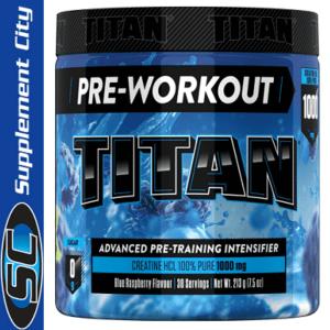 Titan Arena Pre-Workout