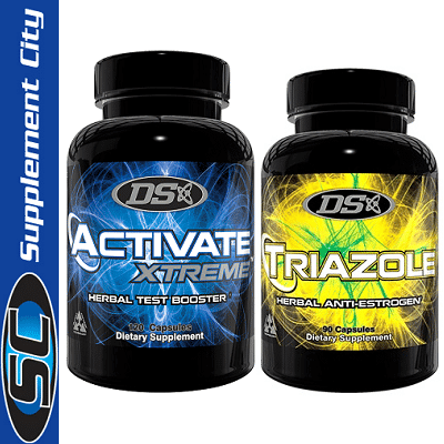Driven Sports Activate Xtreme / Triazole Mass Stack