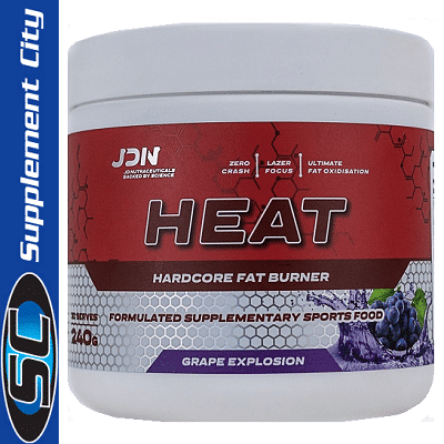 JD Nutraceuticals Heat