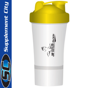 Jay Cutler Storage Compartment Shaker