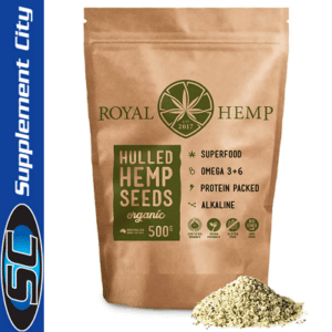 Royal Hemp Organic Hulled Hemp Seeds