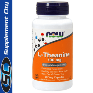 Now L-Theanine 100mg