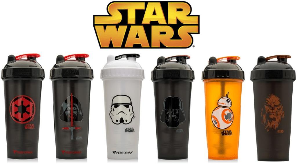 Star Wars Super Hero Shakers