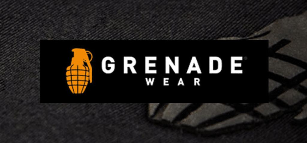 Grenade Wear Crew Neck T-Shirt