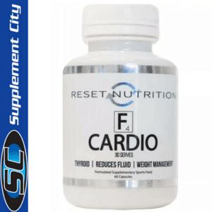 Reset Nutrition F Cardio