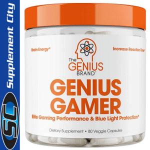 The Genius Brand Genius Gamer