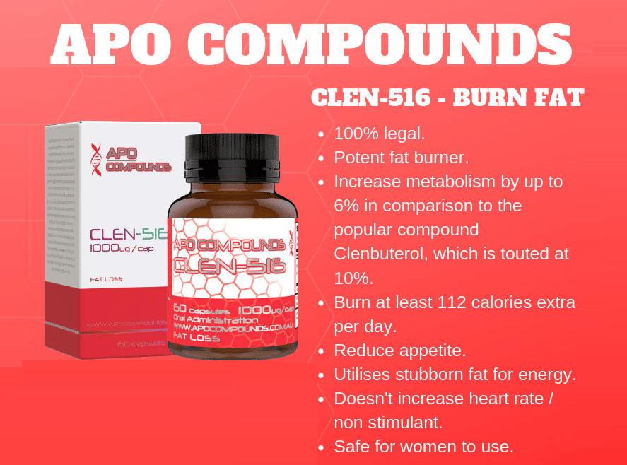 APO Compounds Clen-516